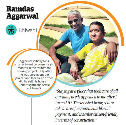 Case of Ramdas Aggarwal