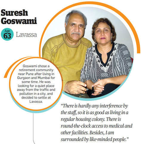 Case of Suresh Goswami