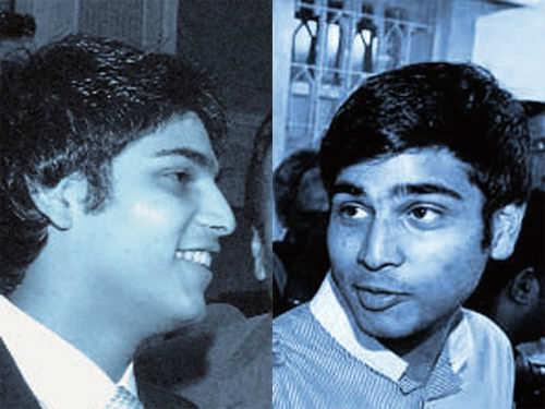 Jai Anmol Ambani & Jai Anshul Ambani