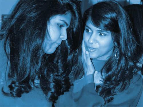 Aalika Mahindra & Divya Mahindra