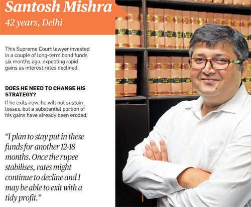 Case of Santosh Mishra