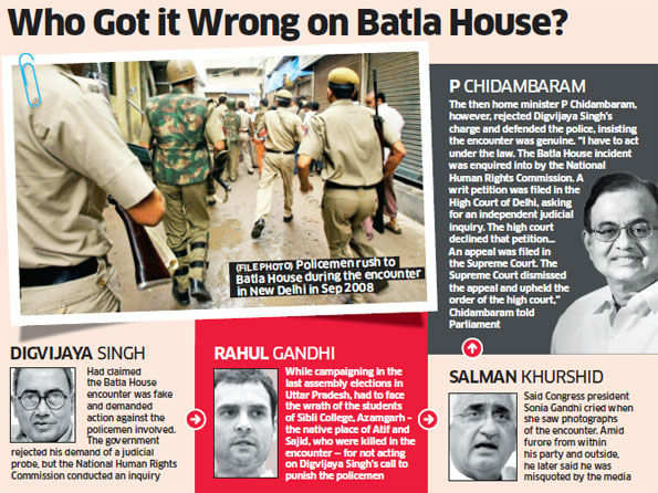 Batla House Encounter of 2008 genuine, rules Delhi court