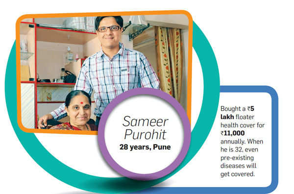 Case of Sameer Purohit