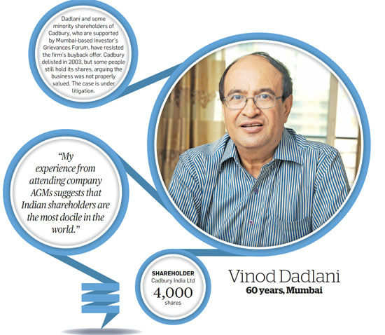 Case of Vinod Dadlani