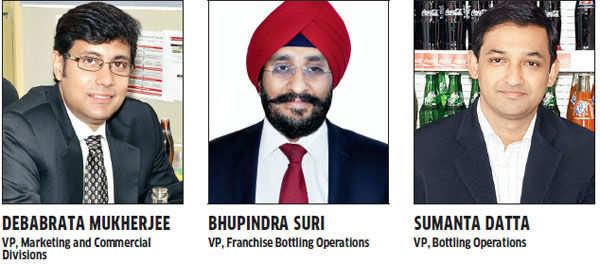 Coca-Cola looks to pump up India story with 'young veterans' in key roles