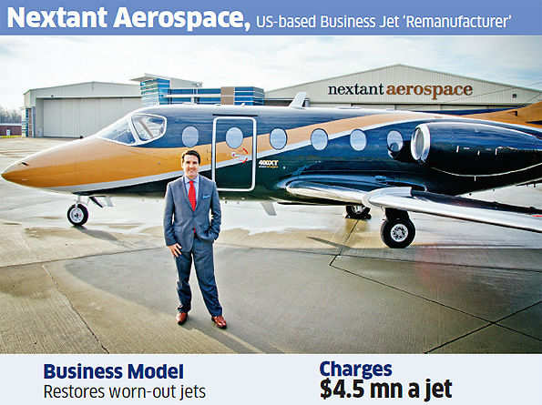 India's new private jet industry: Budding but not booming