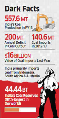 Captive coal miners may get to sell surplus coal output