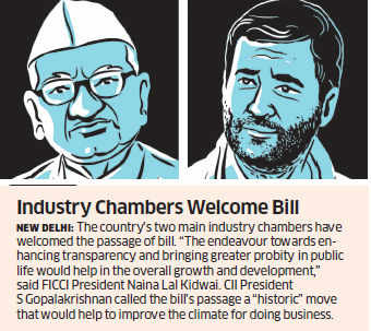 Anna Hazare hails Rahul Gandhi's commitment to the Lokpal Bill