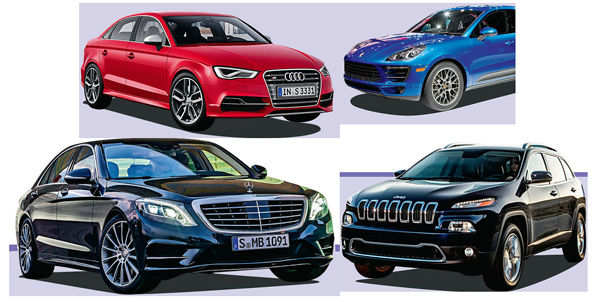 ET Recommendations: Best cars, gizmos, albums & books to look out for in 2014