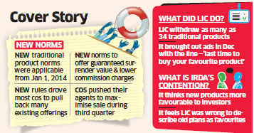 LIC gets show-cause notice from Irda for 'misleading' ads