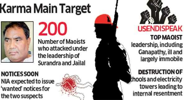 The National Investigation Agency has claimed a breakthrough in its probe into the Maoist attack on Congress leaders in Chhattisgarh last May.