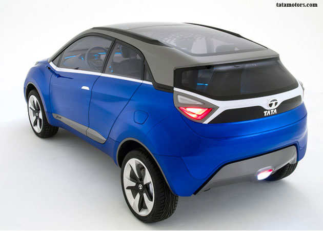 Auto Expo 2014: Tata Motors unveils SUV Nexon, ConnectNext concept cars