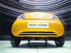 Tatas likely to cut Nano publicity on rising costs