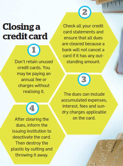 Ways to handle multiple credit cards