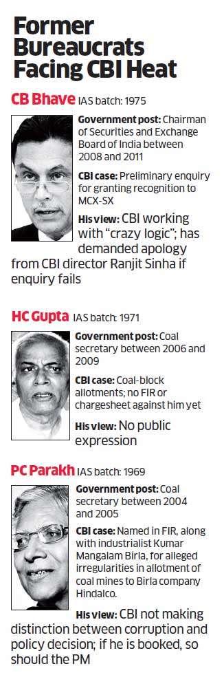How UPA failed its retired bureaucrats