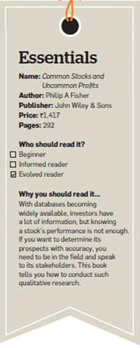 Stocks and Uncommon Profits and Other Writings: Book Review