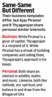 Piramal-Shriram transaction: More than just a deal between Ajay Piramal and R Thyagarajan