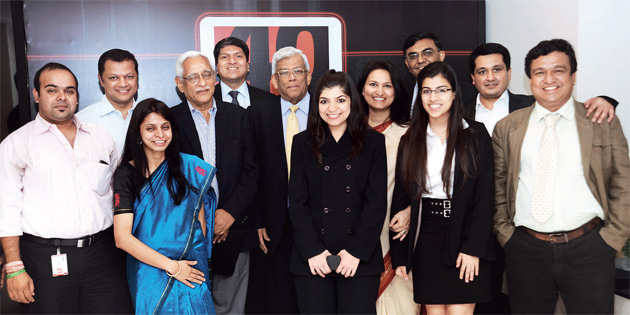 How forty of India Inc's best were selected by the jury of seven