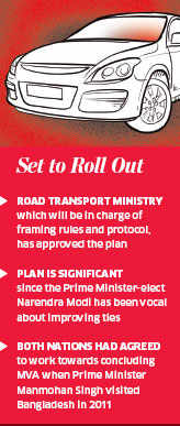 Unilateral entry to Bangladeshi vehicles to ease cross-border trade