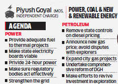 Piyush Goyal slams door on corporate lobbyists; instructs bureaucrats to refrain from entertaining such elements