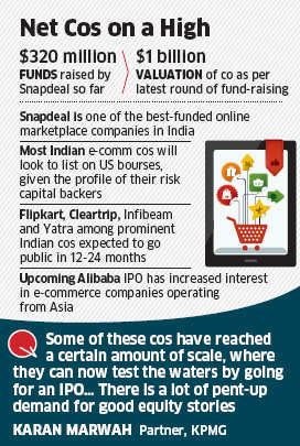 Snapdeal takes first step towards primary markets, initiates talks with Goldman Sachs, Credit Suisse