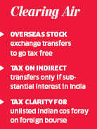 Budget 2014: Foreign stock trade may not attract capital gains tax