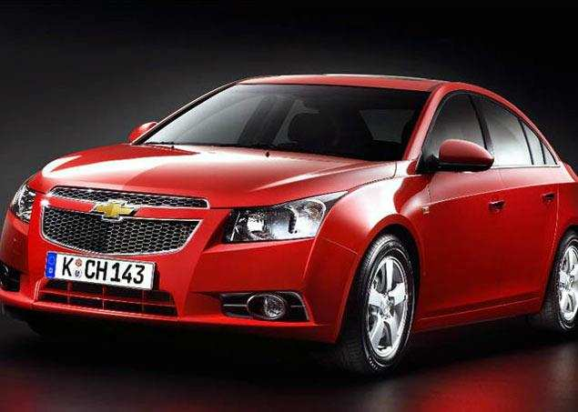 Prepares To Recall Some Cruze Sedans With Takata Air Bags