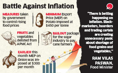 Government allays food deficit fears, clamps down on hoarders