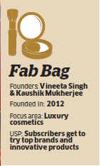 How cos like Broken Compass, Fab Bag, Elitify provide consumers unique curated experiences
