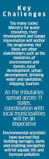 Rejuvenating Ganga: Project to make the river clean & uninterrupted may cost Rs 1 lakh crore