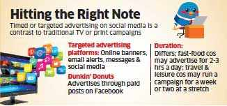 Companies betting on smartphones, tablets & social media platforms to reach out to consumers
