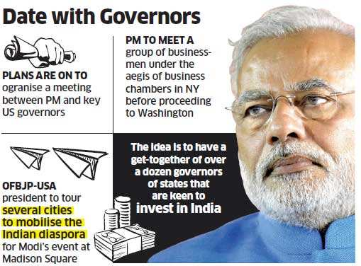 Washington trip: No address to joint session, but Narendra Modi to meet 50 US Senators