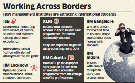 How top B-schools in India are going an extra mile to attract international students