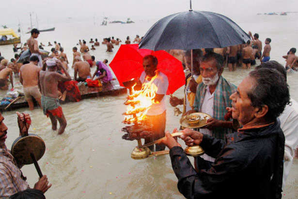 Don't adopt UPA approach on cleaning Ganga, SC tells NDA