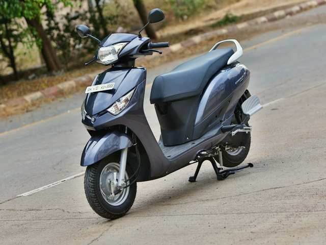 Yamaha Maxi Scooter India