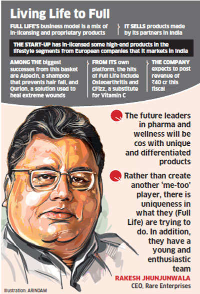 What made Rakesh Jhunjhunwala buy 20% stake in healthcare  startup Full Life