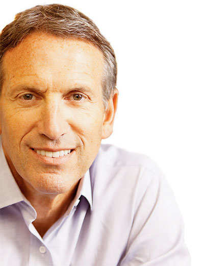 Howard Schultz – a Leader?