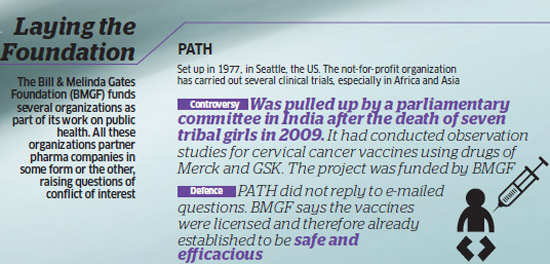 Controversial vaccine studies: Why is Bill & Melinda Gates Foundation under fire from critics in India?