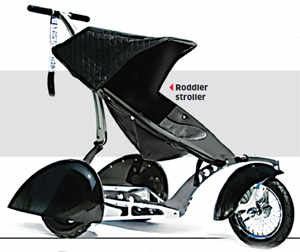 Audi stroller images galleries with a for Mercedes benz baby pram