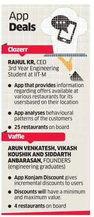 These apps help eateries win loyalty & influence clients