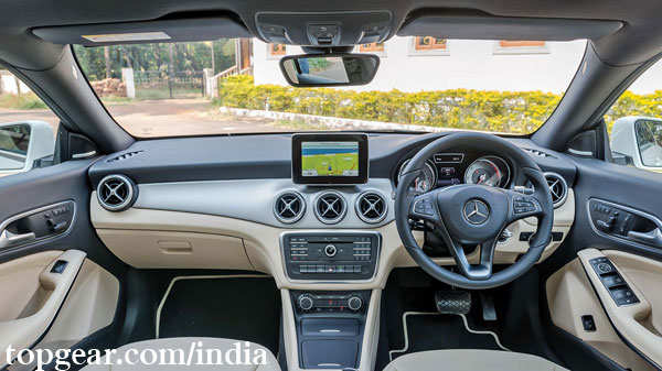 Meet the sleekest sedan yet from Mercedes - CLA 200