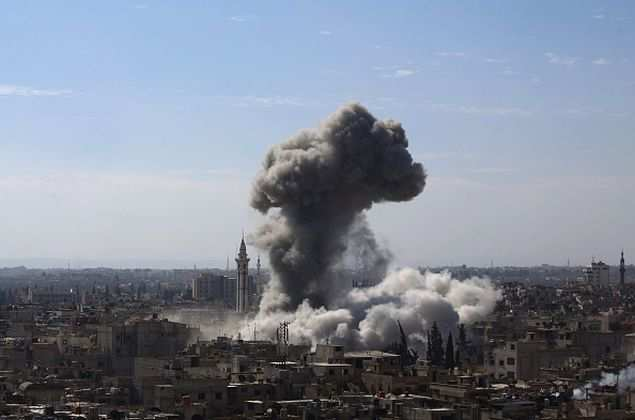 Climate change triggered Syrian conflict: Study