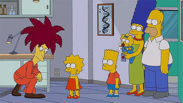 Sideshow Bob Will Kill Bart On 'The Simpsons