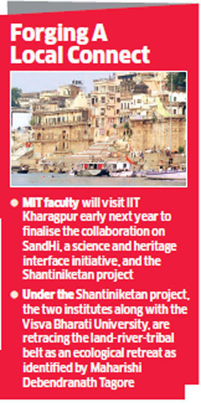 IIT Kharagpur ties up with MIT, others for cultural research