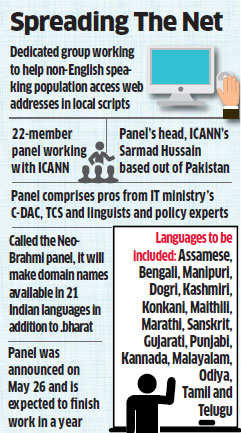 Pakistan expert helping non-English speaking Indians access web in local scripts