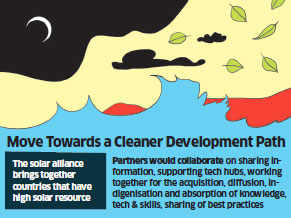 PM Narendra Modi and French President Francois Hollande to launch game changing solar alliance