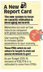New appraisal system to pitch PSUs against private sector