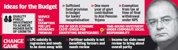 Budget 2016: Economists back relaxing fiscal deficit targets to push public spending