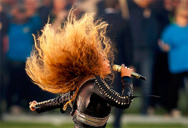 Beyoncé takes US by storm at Super Bowl, attracts both praise and criticism
