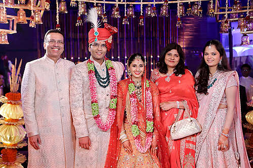 Radhika piramal marriage pics of harbhajan
